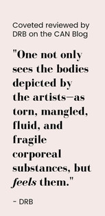 """DRB, """"FREE BODIES, COVETED STATES OF MIND AT KAISER GALLERY,"""" CAN Journal"""