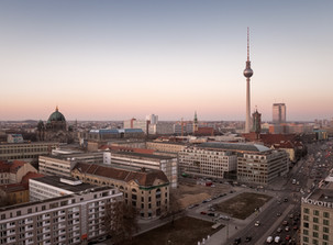 Information evening for the Berlin history trip today at 6pm