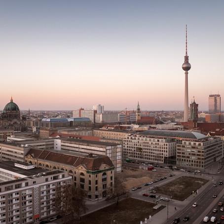 Berlin'deki Ilk Izlenimler