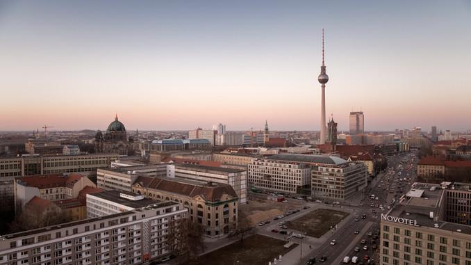 Berlin du warst so wunderbar, oder: Wie ich mich zwei Mal verliebte, aber nur einer Liebe treu blieb