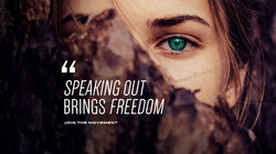 speaking freedom