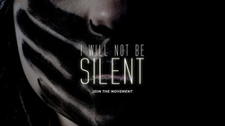 I will not be silent 3