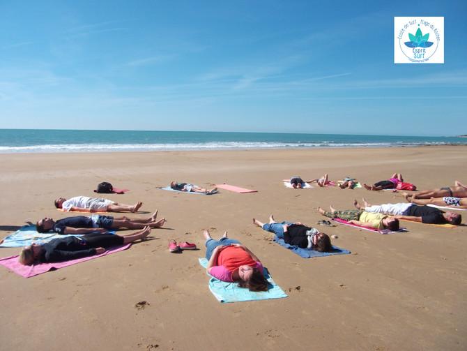 Surf et Yoga - Esprit Surf ®- Vendée
