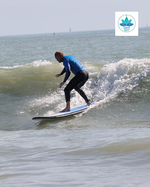 1 Surf + 9 ans / Adulte