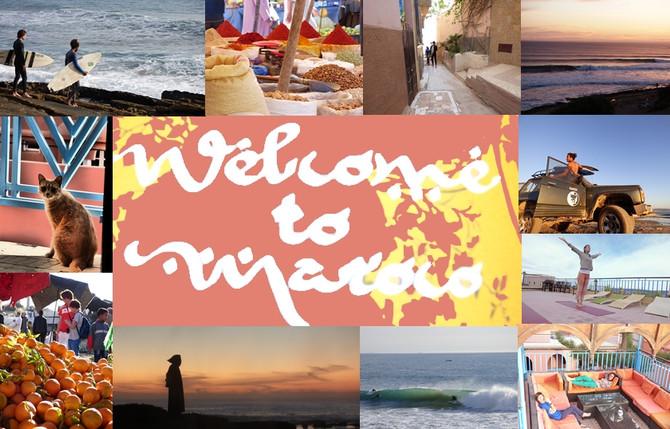 Stage Surf & Yoga au Maroc !