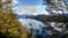 Lago Espejo - Villa la Angostura.