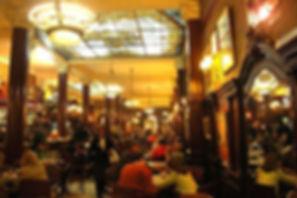 Café Tortoni, Buenos Aires.