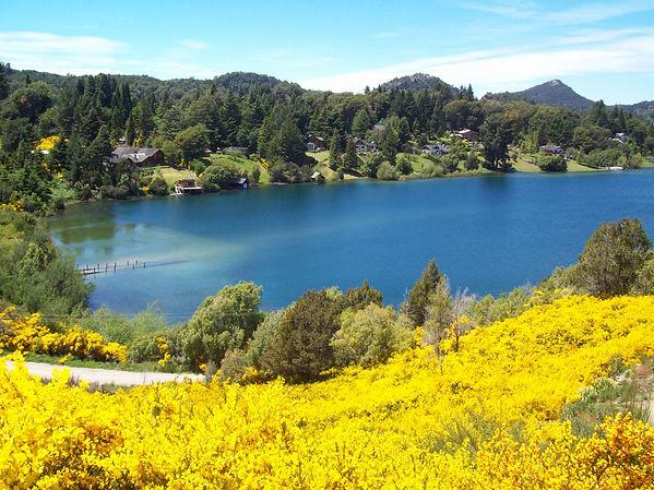 Lago Moreno perto de Llao-Llao.