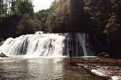 Cachoeiras Ñivinco.