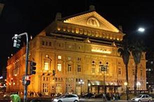 Teatro Colón, Buenos Aires.