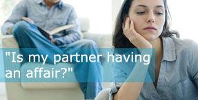 is my partner having an affair?