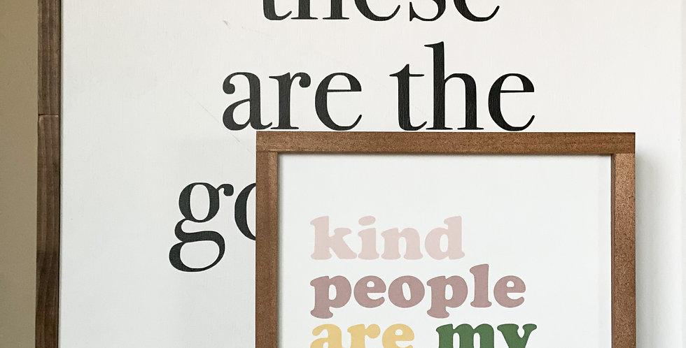Kind People {Medium}