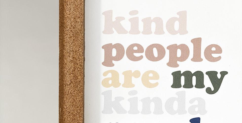 Kind People {Small}