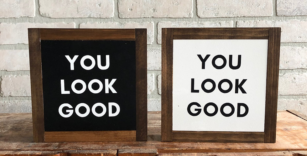 You Look Good (Mini)