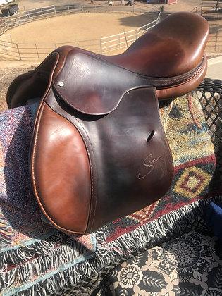 "Antares ""Spooner"" Saddle"