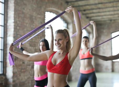 Burn serious calories with circuit training