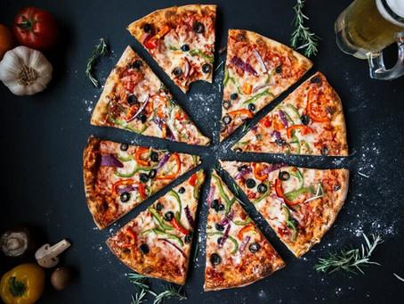 Healthy Pizza...