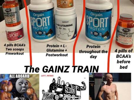 The GAINZ TRAIN