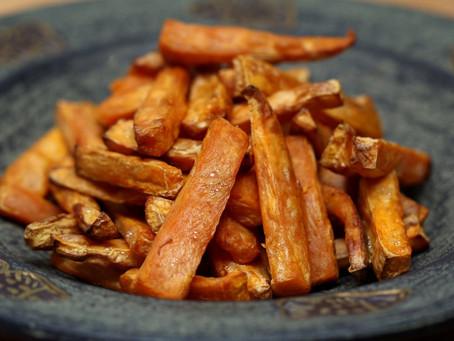 Sweet Potato Fries RECIPE