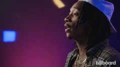 Wiz Khalifa 'Reach For The Stars'
