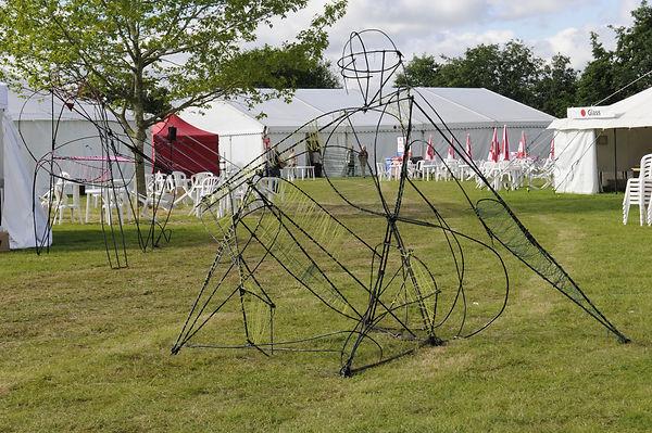Art in Action sculpture 1