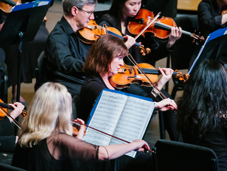 The Surrey City Orchestra Endowment Fund Receives $10,000 gift in support of long term goals.