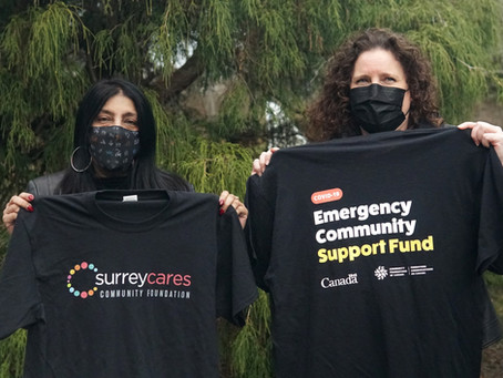SurreyCares provides a $26,608 grant to Support Foster Children & Youth at SOS Children's Village