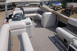 22' Misty Harbor Pontoon