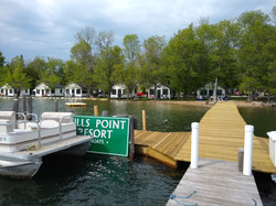 Our New Dock