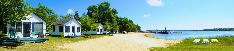 Private Sandy Beach!