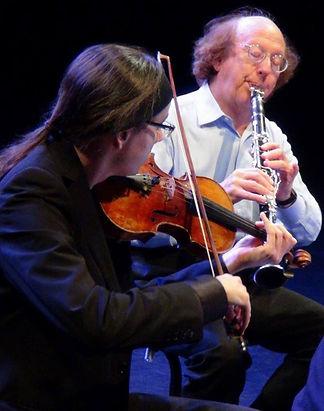 Michel Lethiec & Jean-Samuel Bez