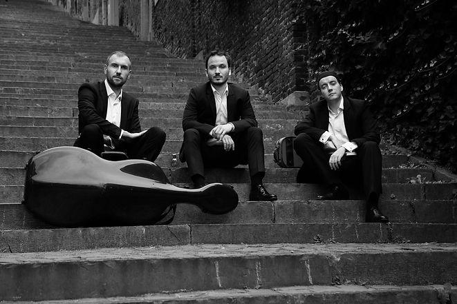 Trio Spilliaert - Guillaume Lagravière, Gauvain de Morant, Jean-Samuel Bez