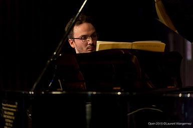 Gauvain de Morant - piano