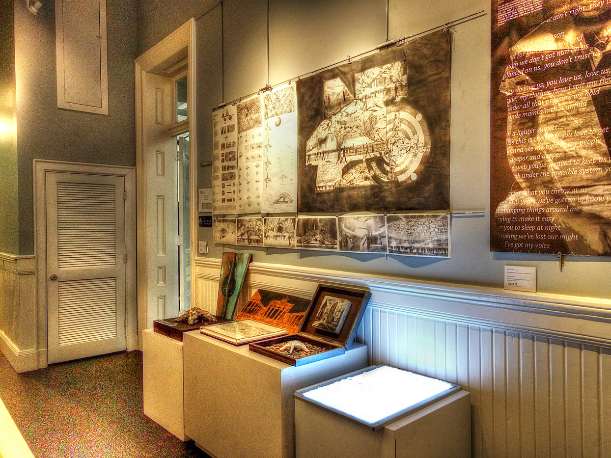 Exhibition at Eichberg Hall