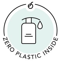 ZERO PLASTIC INSIDE