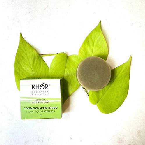 Condicionador Sólido KHOR - Hidratação Profunda