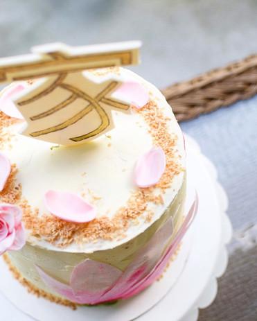 Lunar New Year Cake Topper