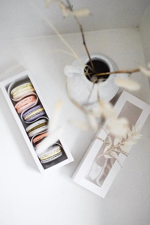 Assorted Box of Macarons