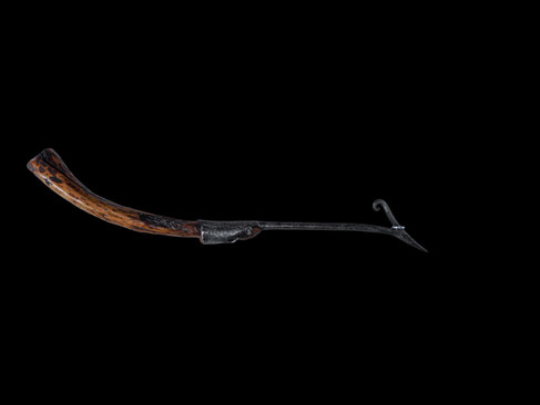 A Fishing Harpoon C. 19th Century.  Item: 127