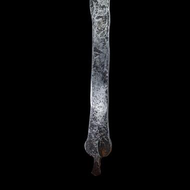 African NgalioThrowing SwordSara TribeChad C.19th Century.