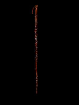A Honeysuckle Walking Stick C.19th Century.  Item: 152