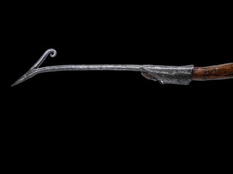 A Fishing Harpoon C. 19th Century.