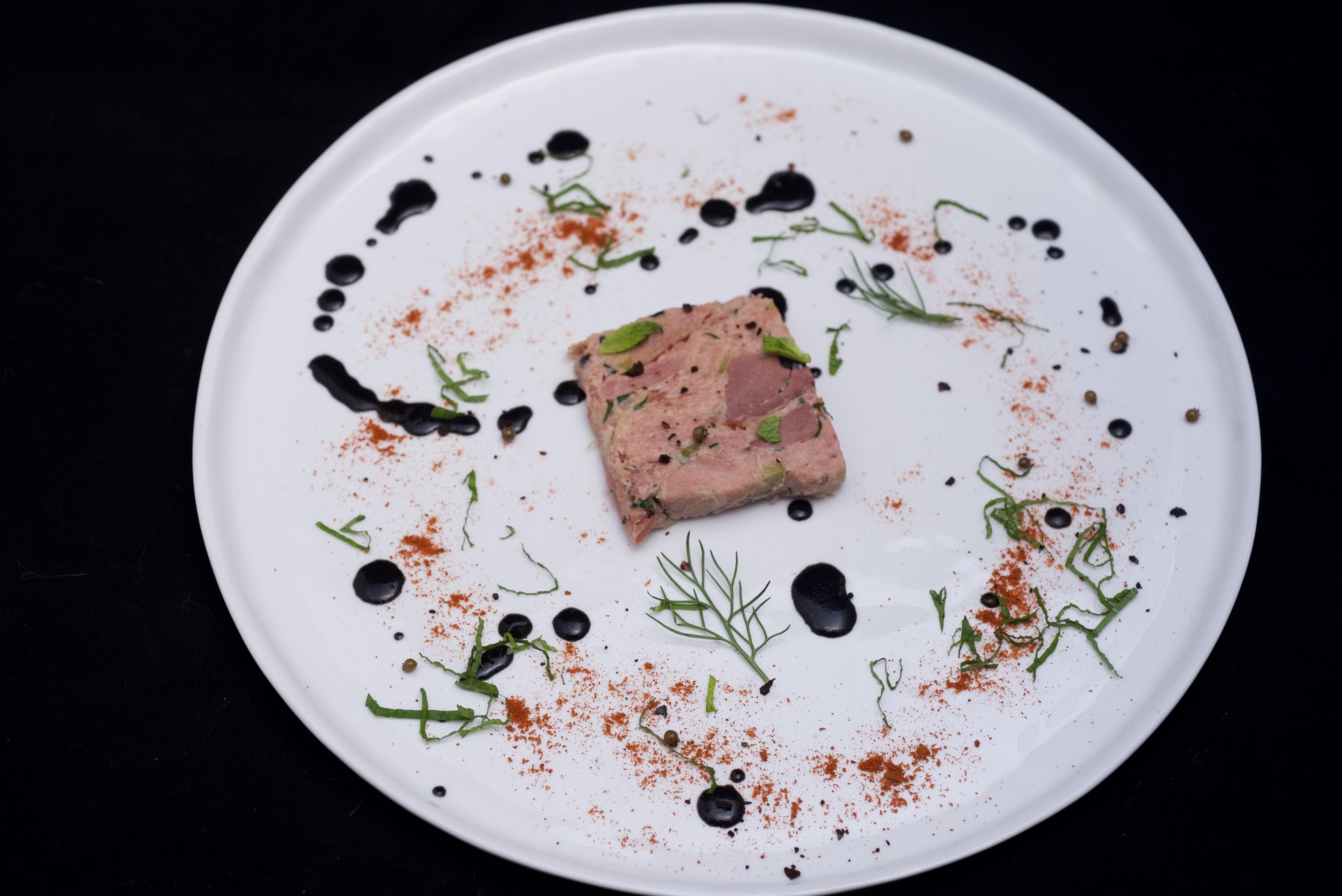 Lamb rillette