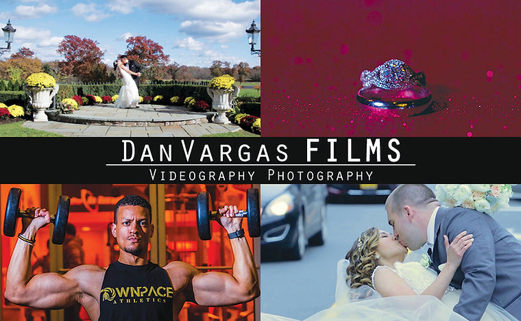 Dan Vargas films Business and Wedding Videgraphy