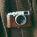 Leather Camera