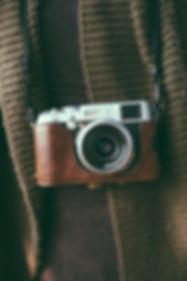 la cámara del cuero