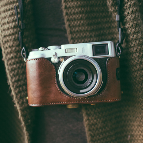 מצלמת עור