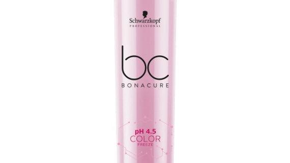 Bonacure - pH 4.5 Color Freeze - Silver Micellar Shampoo