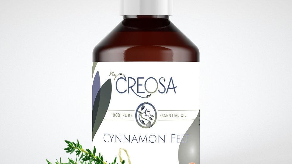 By Creosa Cynnamon Feet Wratten 100 ml