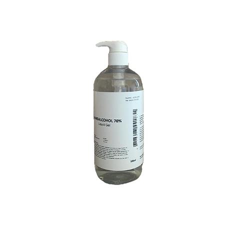 Desinfecterende handalcohol Aysun Welness 70% - 250ml pomp